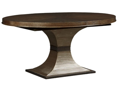 Fine Furniture Design Textures Ives Dining Table Base 1563-816