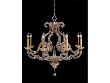 John richard chandeliers goods home furnishings north carolina ajc 8680 8 light chandelier ajc 8680 john richard aloadofball Choice Image