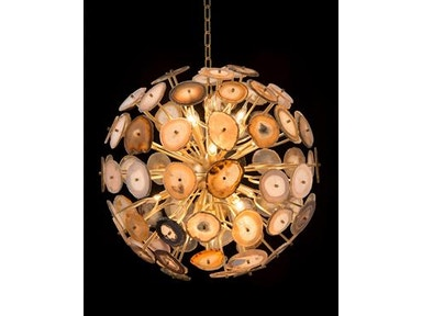 John richard chandeliers goods home furnishings north carolina ajc 8928 agate sliced orb chandelier ajc 8928 john richard aloadofball Image collections