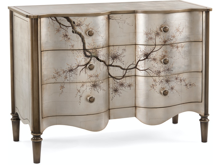John Richard Eur 01 0163 Bedroom Portobello Serpentine Chest
