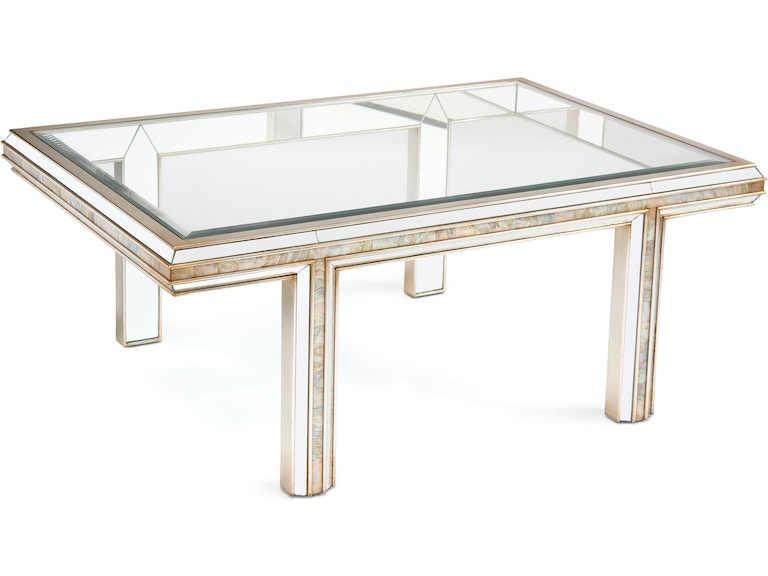 John Richard EUR Living Room Sanibel Cocktail Table - John richard coffee table