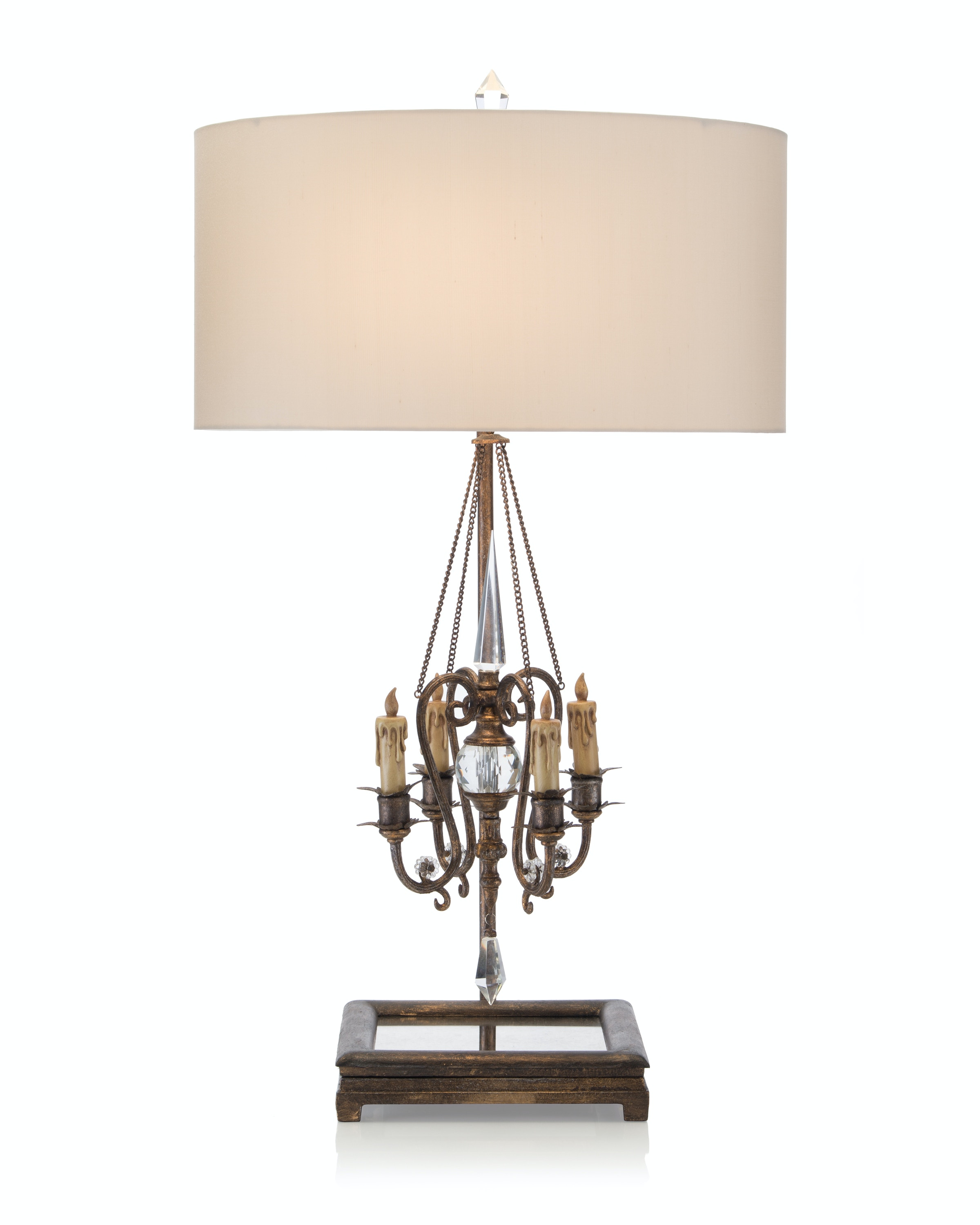 john richard lighting. John Richard 35\u0027\u0027 Chandelier Table Lamp Lighting C