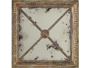 John Richard Jrm 0663 Accessories Pinehurst Mirror In Arezzo