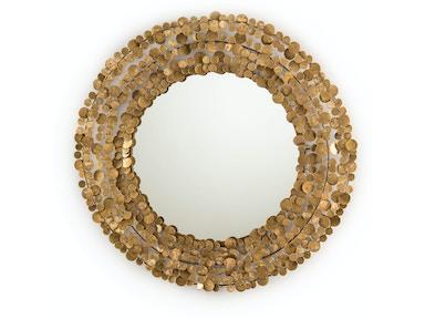John Richard Jrm 0849 Accessories Coin Mirror