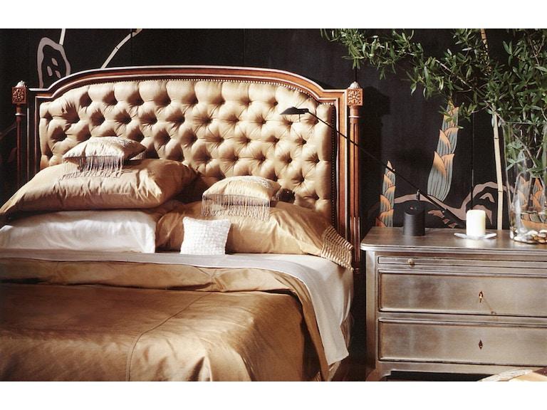 Karges Furniture 318 Bedroom Louis Xvi Queen Headboard