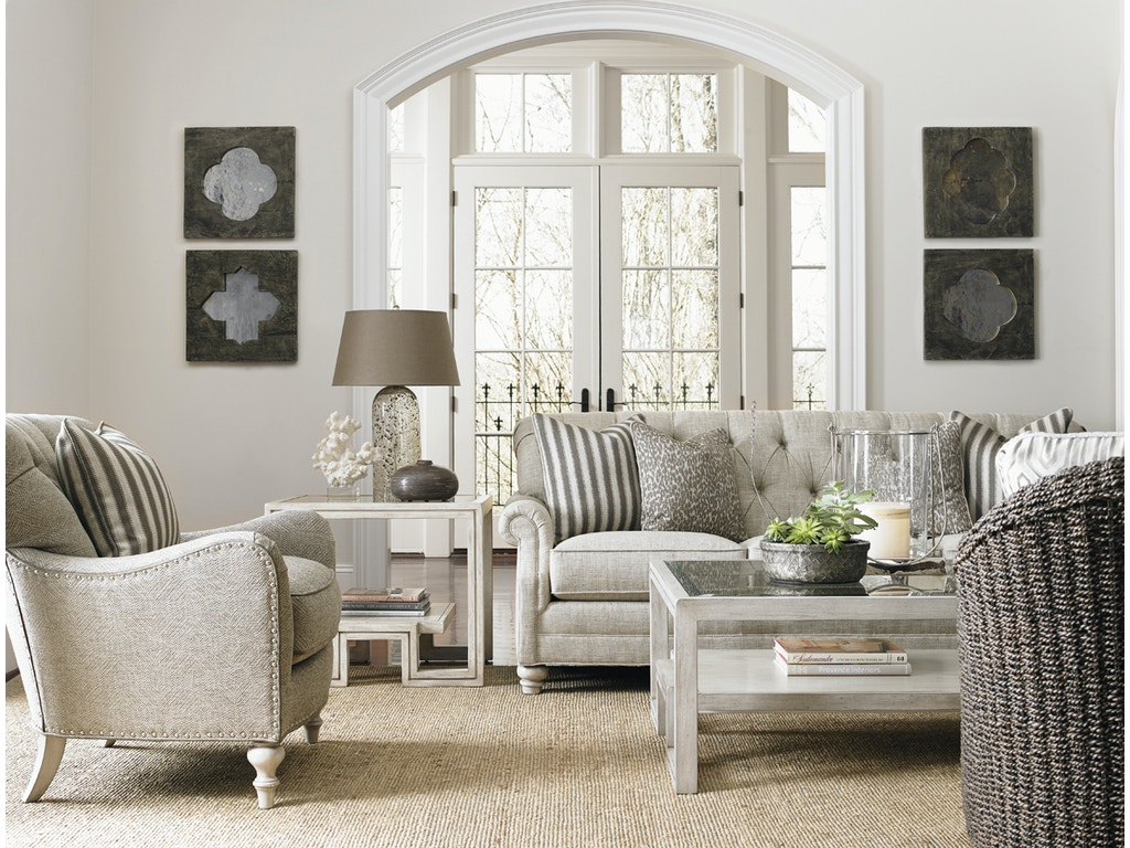 Lexington furniture 7109 33 living room oyster bay for Lexington furniture