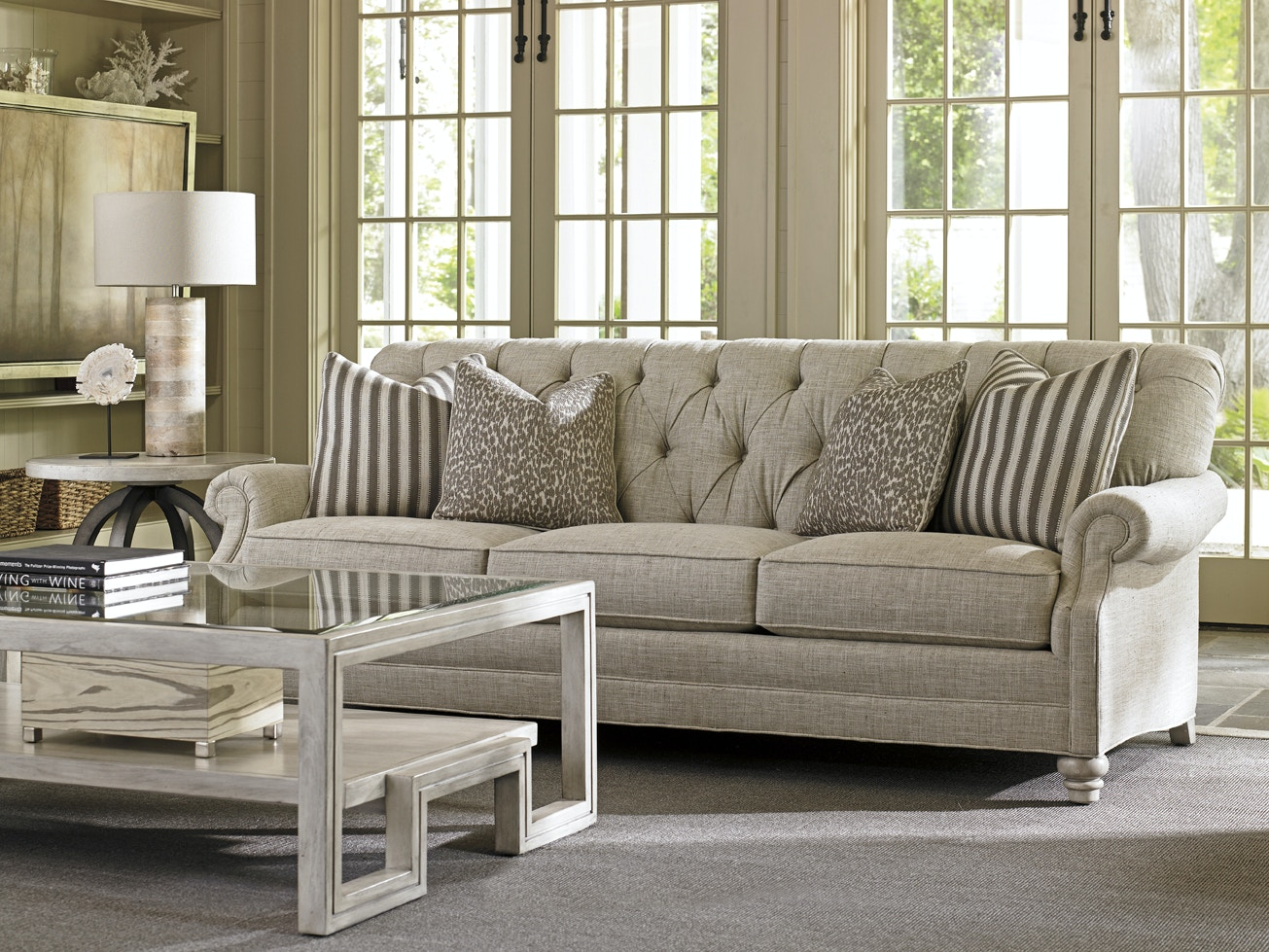 Lexington furniture living room oyster bay greenport sofa for Lexington furniture