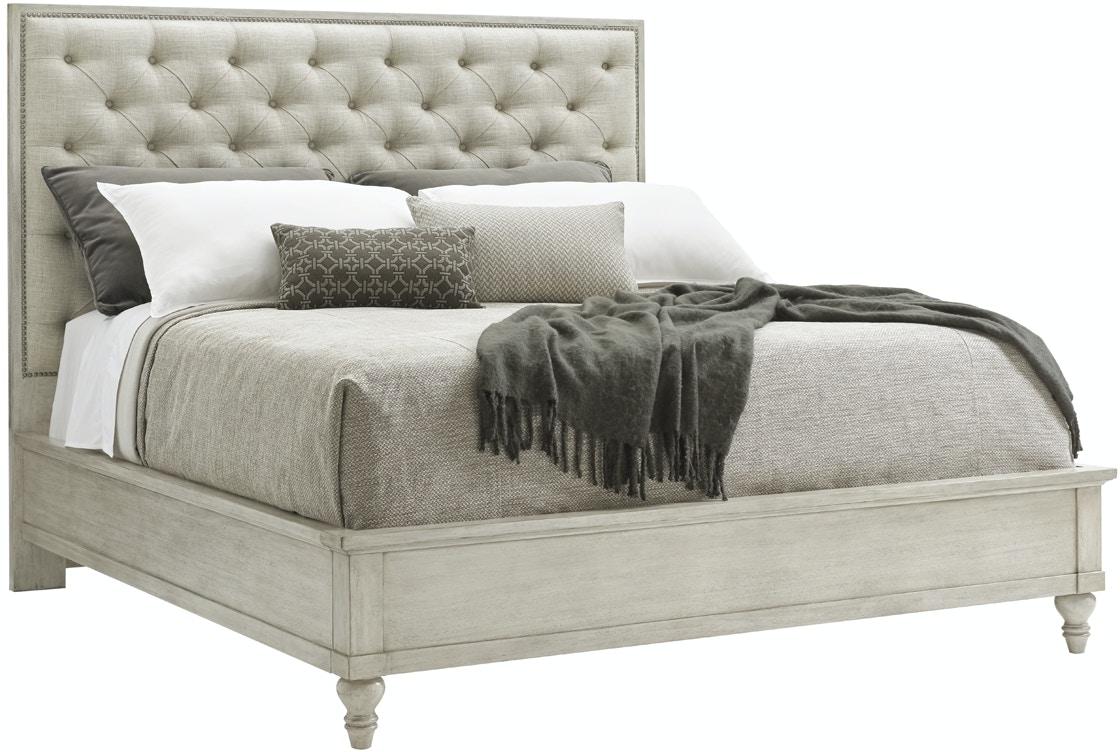 Lexington Furniture Bedroom Oyster Bay Sag Harbor Tufted