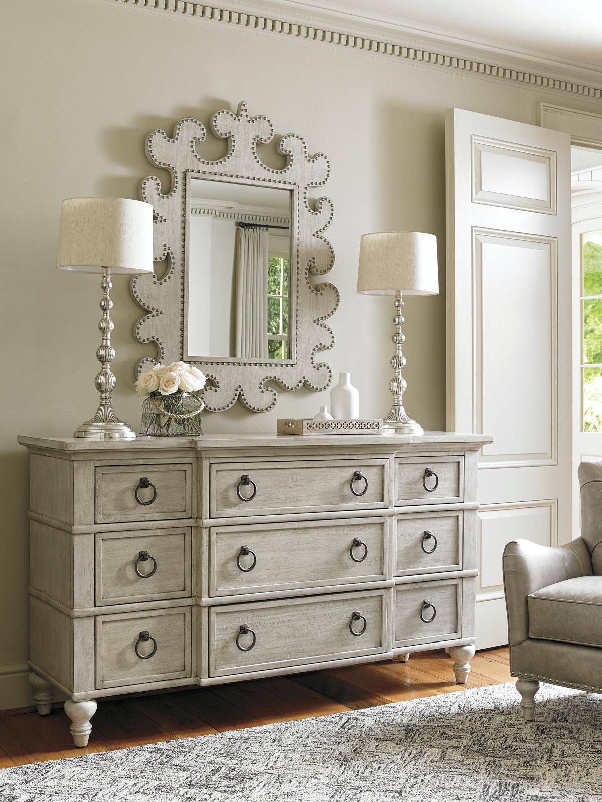Lexington Furniture Oyster Bay Barrett Triple Dresser 714 233