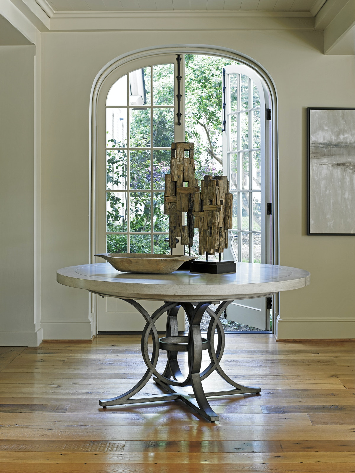Lexington Furniture Dining Room Oyster Bay Calerton Round