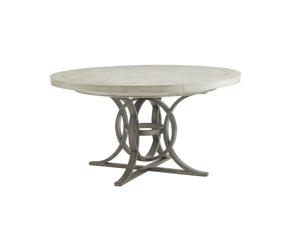 Lexington Furniture 714-875C Dining Room Oyster Bay Calerton Round ...