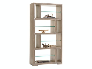 Lexington Furniture Shadow Play Windsor Open Bookcase 725-991