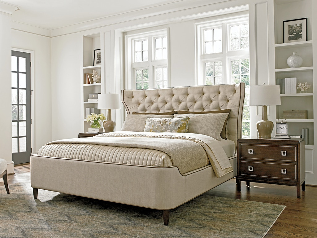 Lexington Bedroom Furniture Discontinued Lexington Furniture Bedroom Macarthur Park Mulholland Upholstered