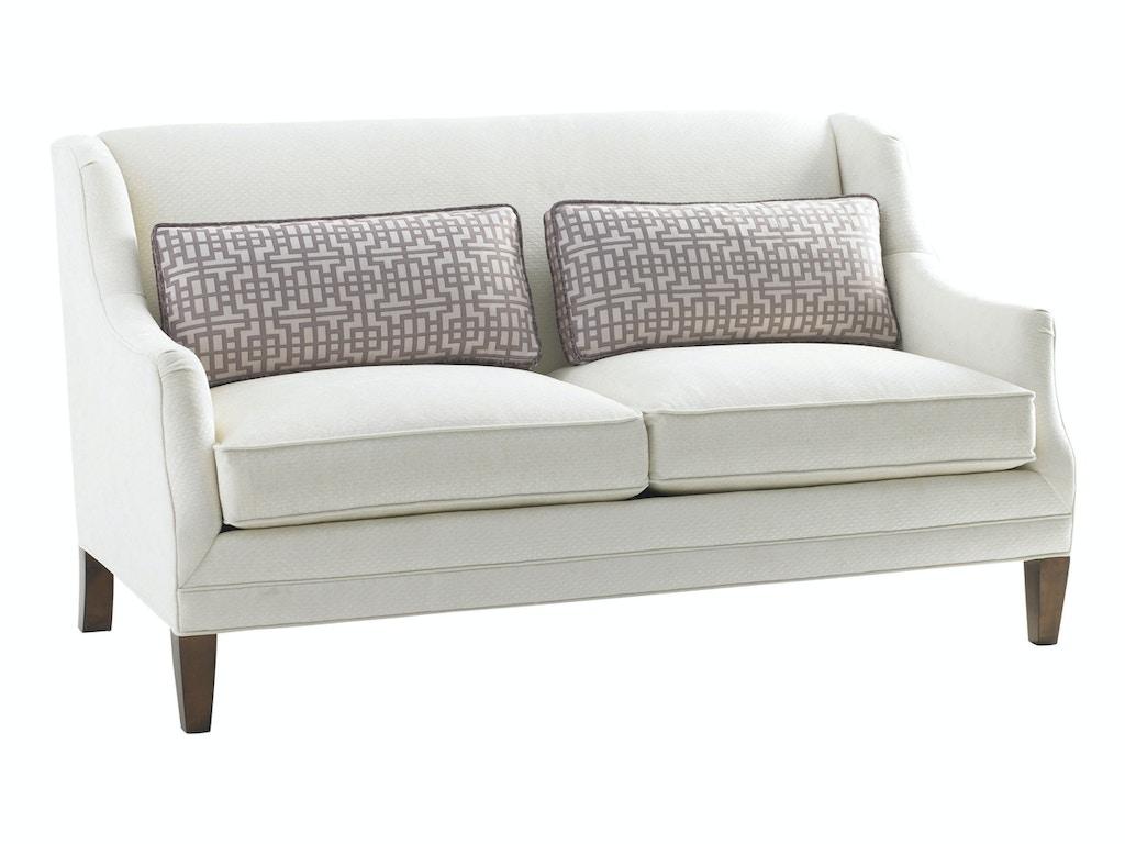 Lexington furniture 7602 22 living room mirage sofia love seat for Lexington furniture