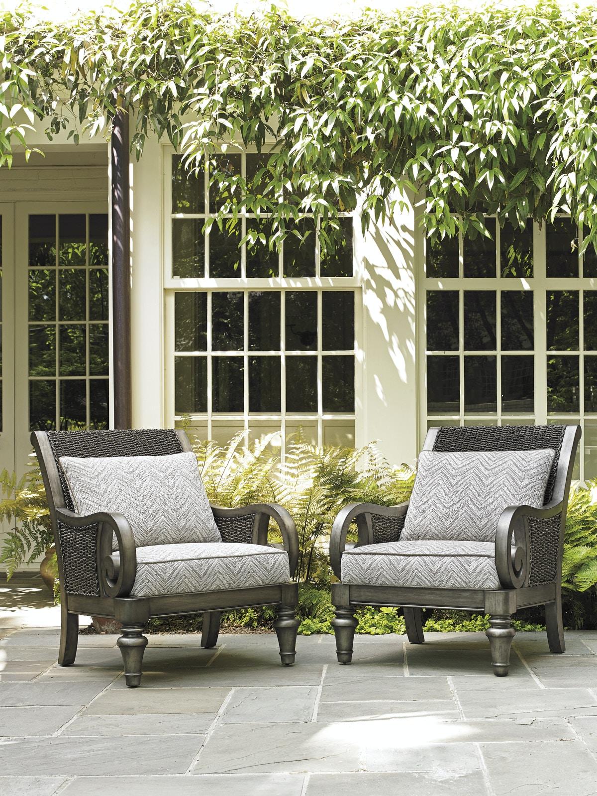 Lexington Furniture Oyster Bay Glen Cove Chair 7704 11