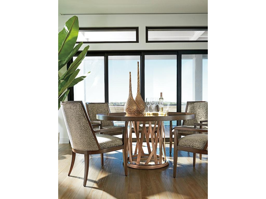 Lexington furniture 790 875c dining room zavala horizons for Lexington furniture