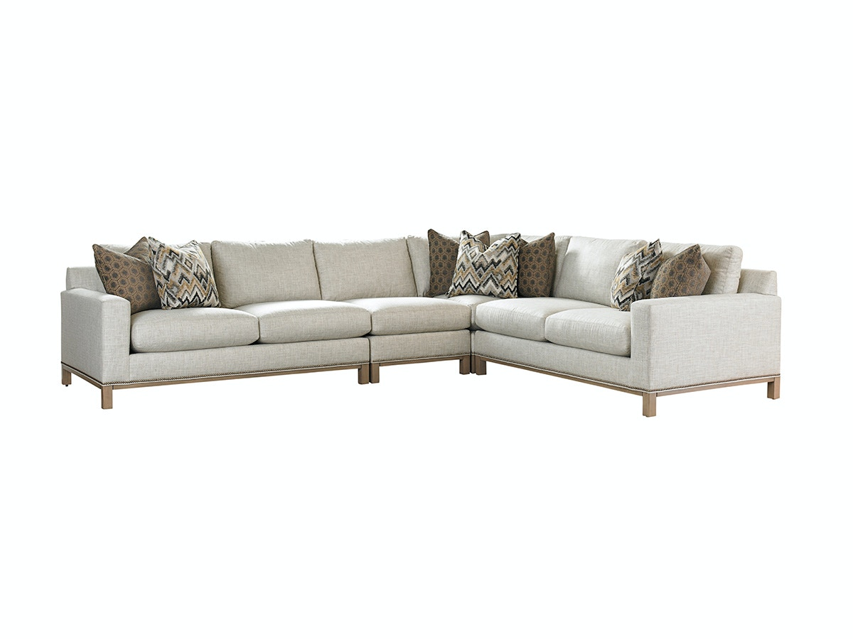 Lexington Furniture Shadow Play Chronicle Sectional 7910-SECTIONAL  sc 1 st  Goodu0027s Home Furnishings : lexington sectional - Sectionals, Sofas & Couches