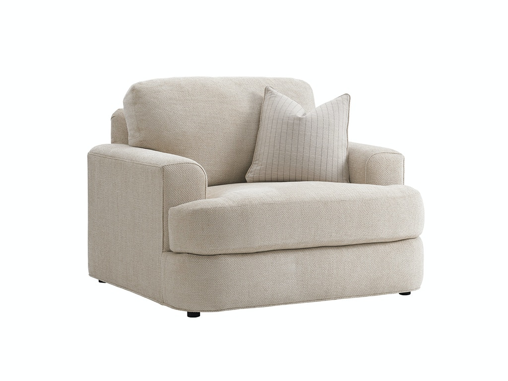 lexington furniture living room laurel canyon halandale chair 7945 11 goods home furnishings. Black Bedroom Furniture Sets. Home Design Ideas