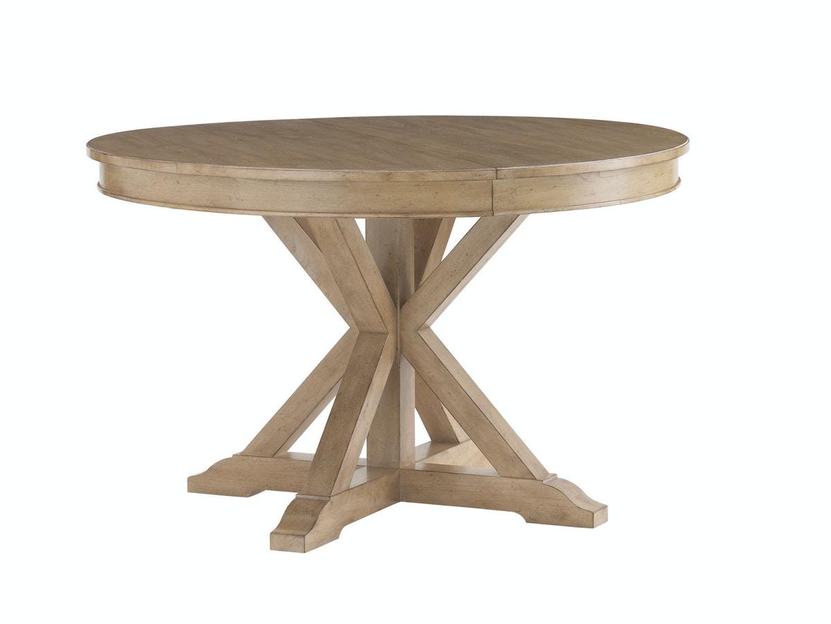 Lexington Furniture Monterey Sands San Marcos Dining Table 830 870C