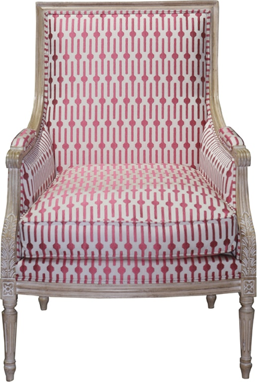 Lillian August Furniture LA1103C Living Room Exeter Chair