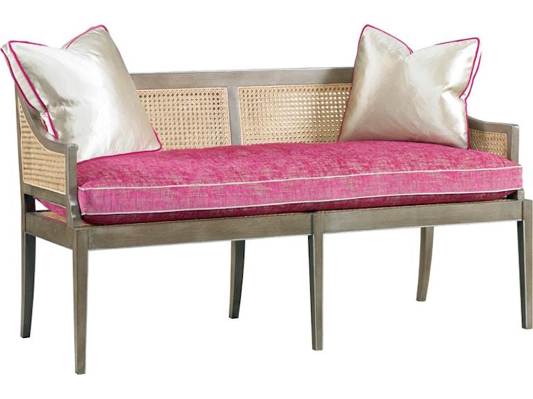 Lillian August Furniture LA2109L Living Room Kendal Settee