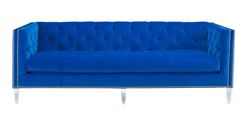 Lillian August Furniture Wright Modern Sofa LA6154S