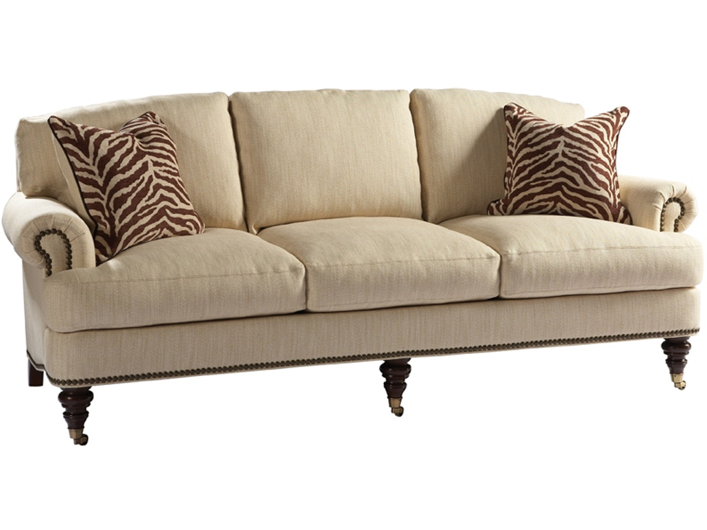 Lillian august furniture living room somerset sofa la7019s for Home goods loveseat