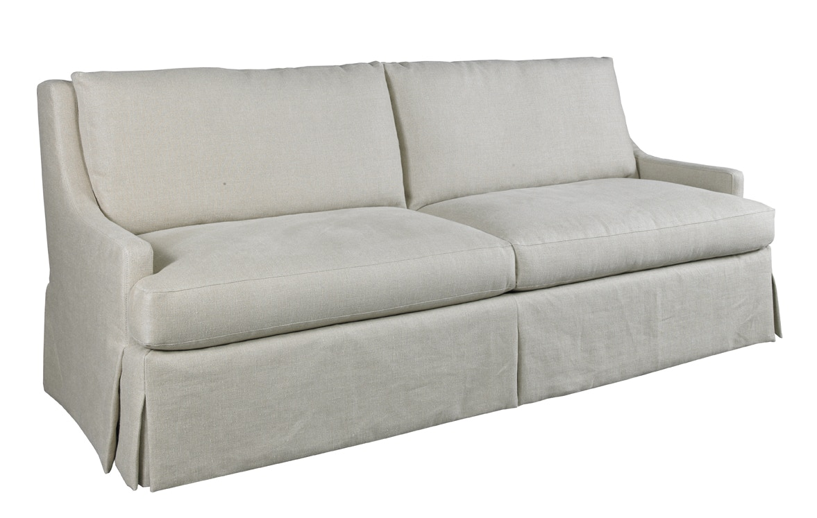 Lillian August Furniture La7113s Living Room Royce Court Sofa