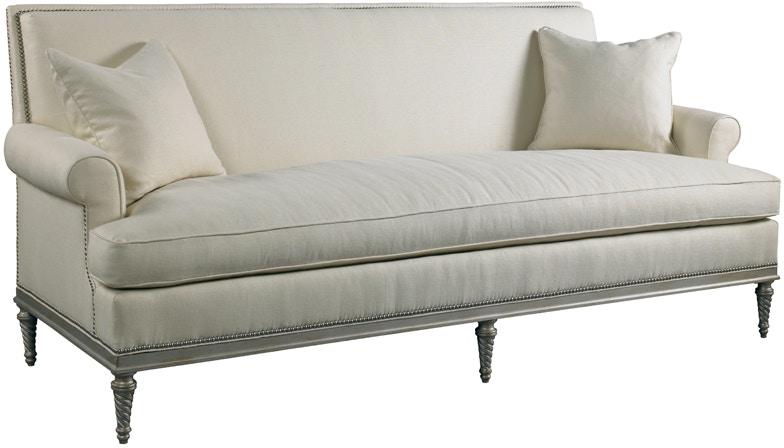Lillian August Furniture La7120s Living Room Shelley Sofa