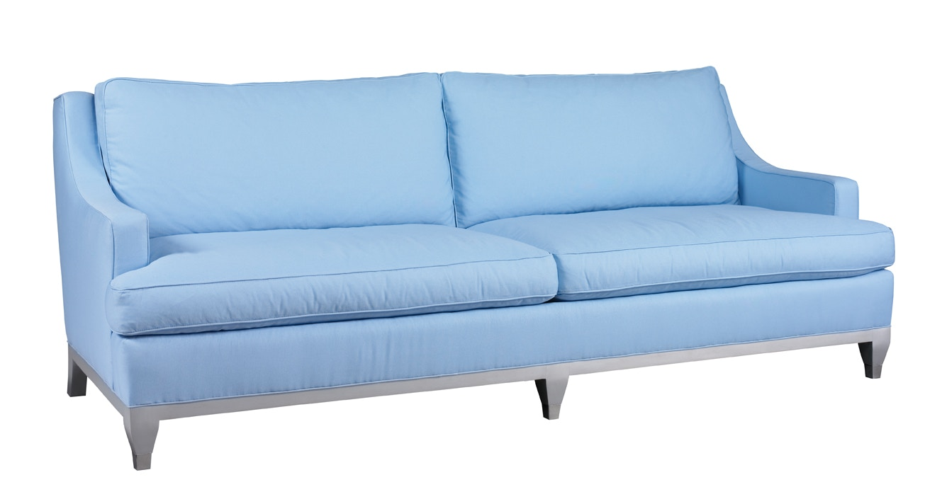 Attirant Lillian August Furniture Drake Sofa LA7142S