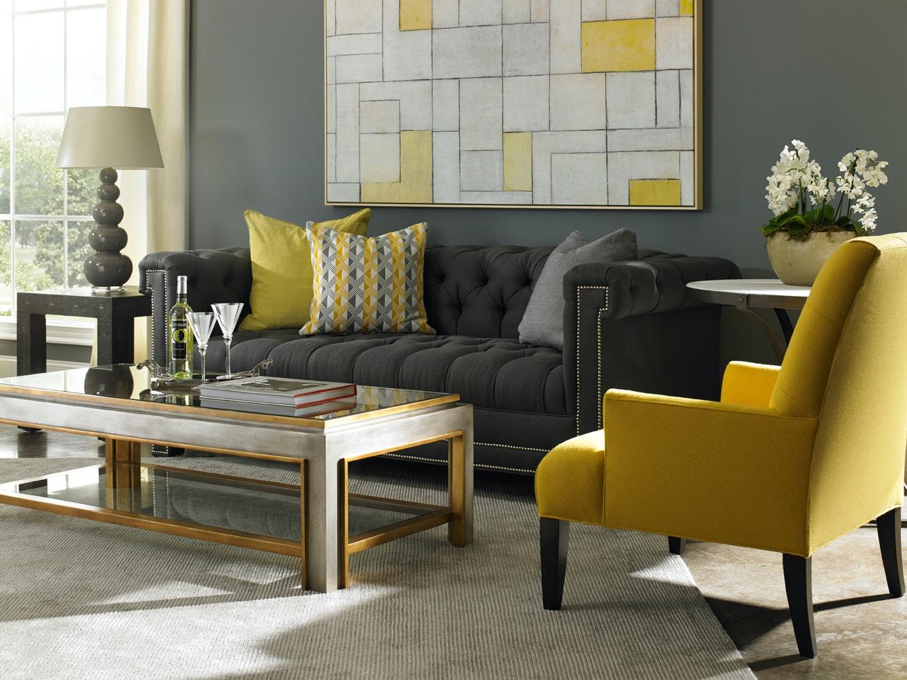 Lillian August Furniture Tyler Mid Sofa LA7150M