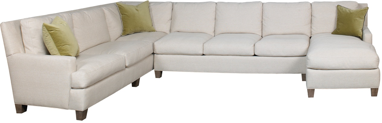 Lillian August Furniture Living Room Smithfield Sectional