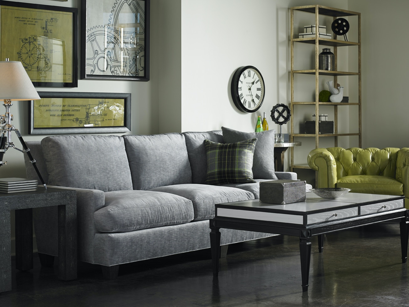 Charmant Lillian August Furniture Smithfield Sofa LA9102S