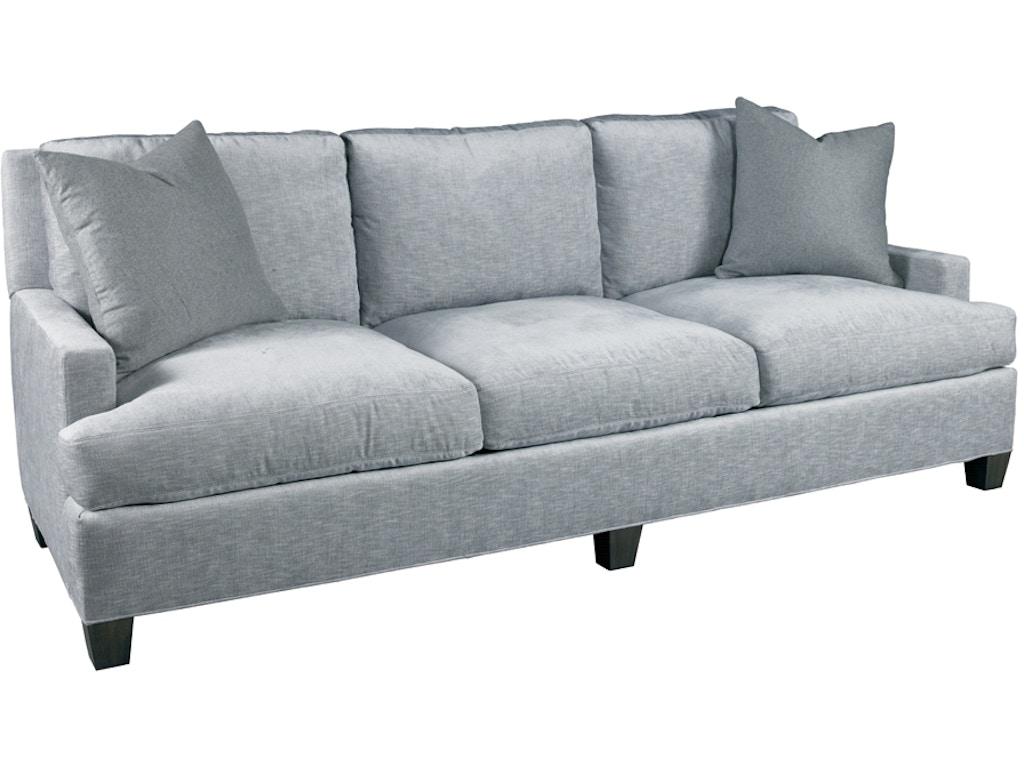 Lillian august furniture living room smithfield sofa for Home goods loveseat