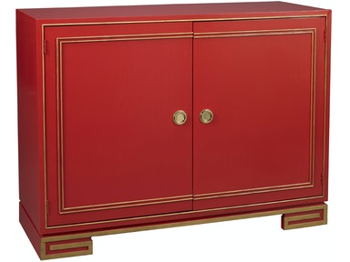 Lillian August Furniture Karl Door Cabinet LA98562