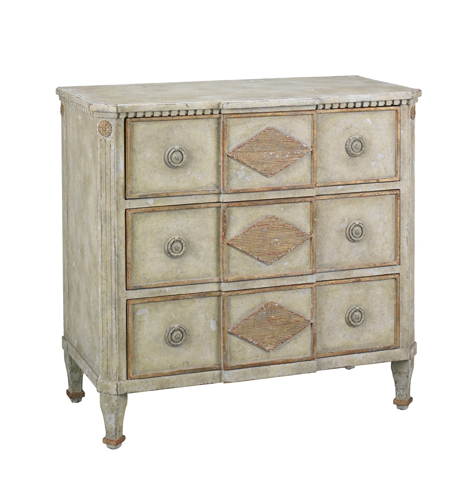 Lillian August Furniture Lambert Breakfront Chest LA98563 01