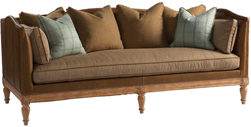 Lillian August Furniture Ll2034s Living Room Belvedere Sofa