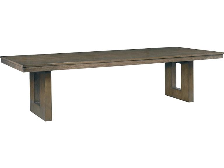 LW10011 Lillian August Furniture CLARIDGE DINING TABLE Modern Living