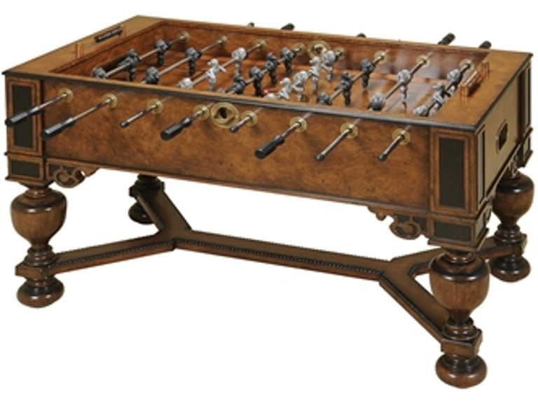 Maitland Smith Living Room Napoleon Brown And Antique - Antique foosball table for sale
