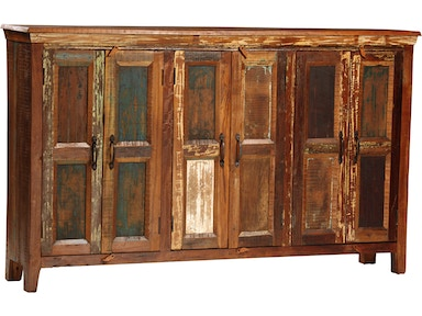 Dovetail Furniture Ne257 Dining Room Nantucket Sideboard