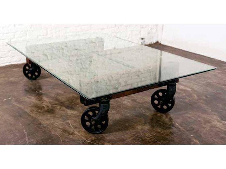 Nuevo Furniture HGDA Living Room V Coffee Table - Nuevo marble coffee table