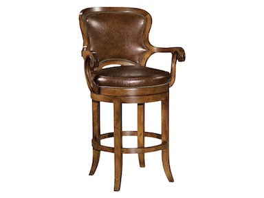 Our House Designs Swivel Barstool 826