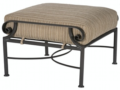 OW Lee Furniture Montrachet Ottoman 1096-O
