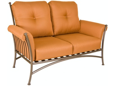 OW Lee Furniture Vista Love Seat 1445-2S