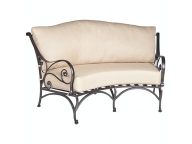 OW Lee Furniture Ashbury Crescent Love Seat 1585-2S