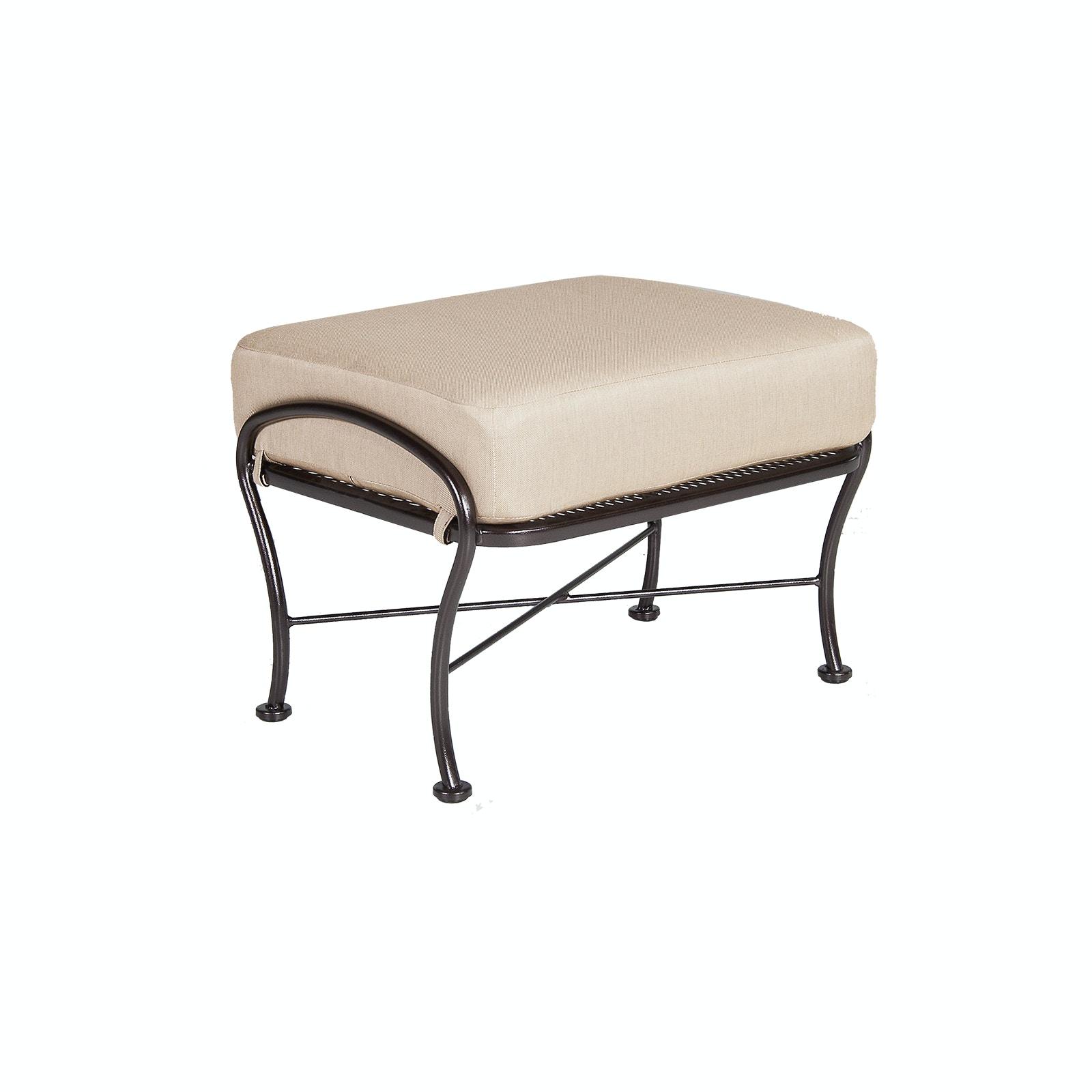 OW Lee Furniture Cambria Ottoman 17130 O