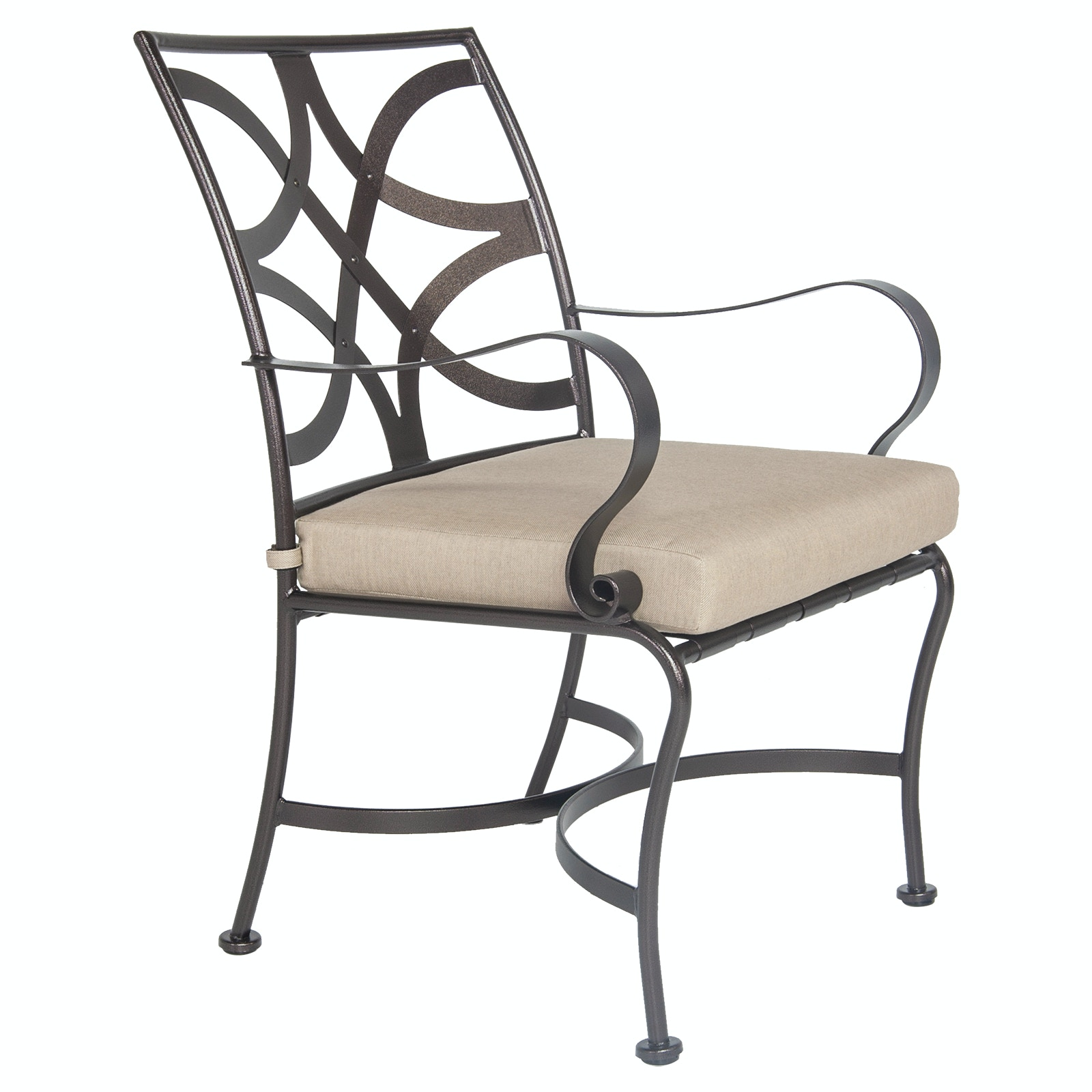 OW Lee Furniture Marquette Dining Arm Chair 2053 A