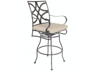 OW Lee Furniture Marquette Swivel Bar Stool 2053-SBS