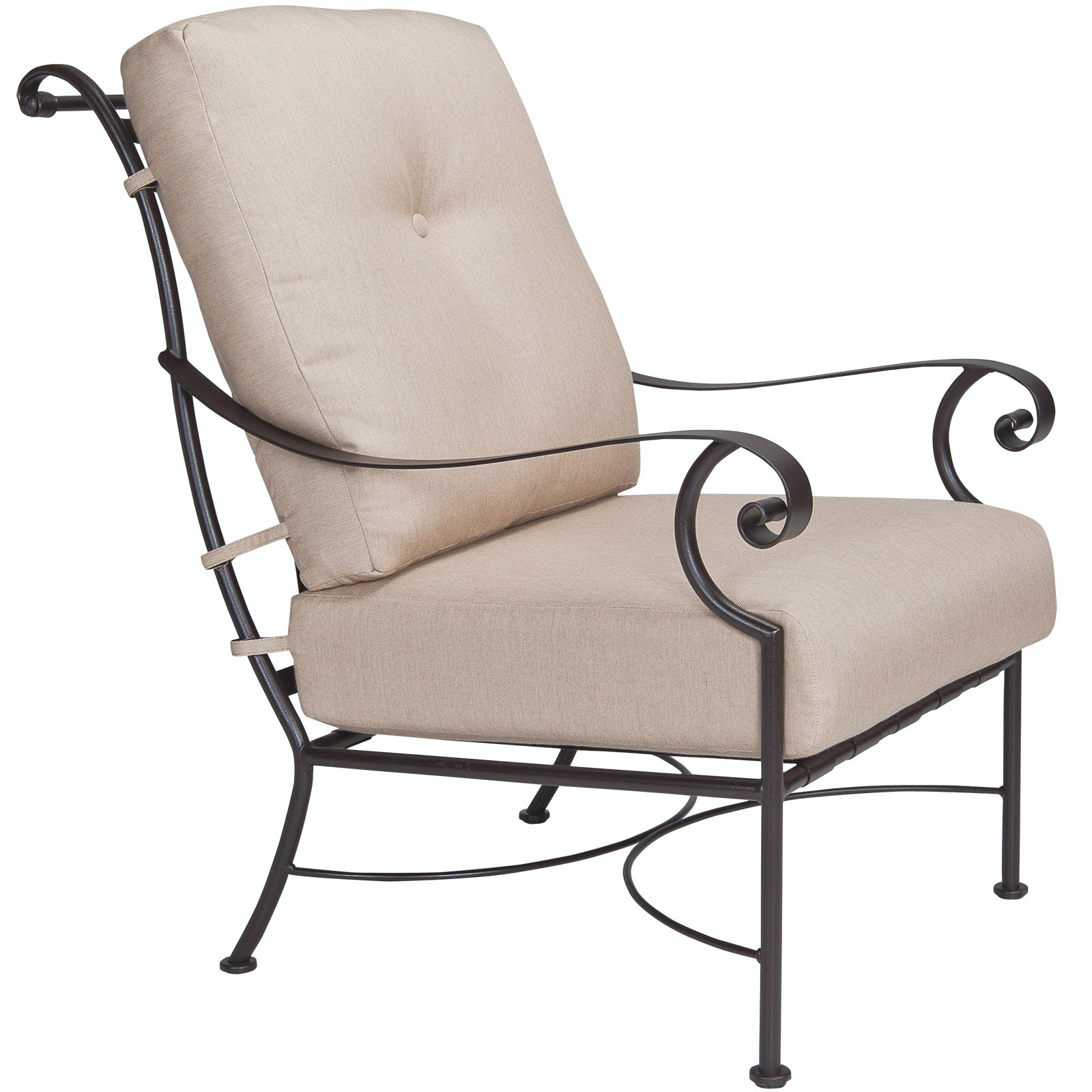 OW Lee Furniture St. Charles Lounge Chair 26125 CC