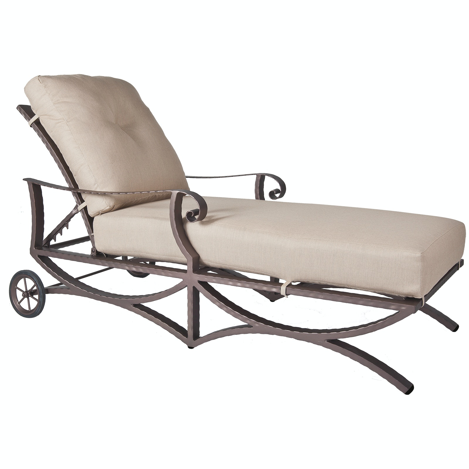 OW Lee Furniture Luna Adjustable Chaise 32128 CH